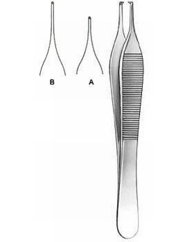 Adison tooth forceps