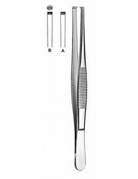 disecting forceps multiple tooth